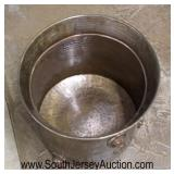"""QUALITY Selection of Decorative Waste Baskets and Planters by """"Polar American Finest Accessories, P"""