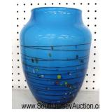 Selection of Art Glass Vases – some by Murano  Auction Estimate $50-$100 – Located Glassware