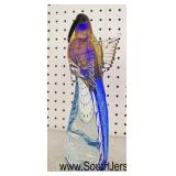 "Art Glass ""Murano"" Bird Figurines  Auction Estimate $100-$300 – Located Glassware"