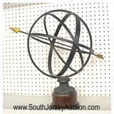 Decorator Sphere  Auction Estimate $20-$50 – Located Glassware