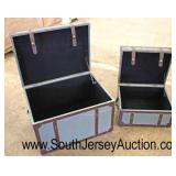 Selection of Decorative Trunks  Auction Estimate $50-$100 each – Located Inside