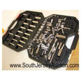 """Husky"" 125 Piece Mechanics Tool Set with 144 Position Superior Access Ratchets – Not Complete  Auc"