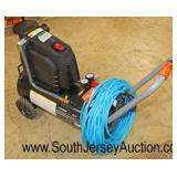 """Husky"" 8 Gallon 150 PSI Air Compressor  Auction Estimate $100-$300 – Located Inside"