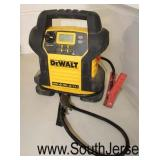 """DeWalt"" 1400 Amp 120 PSI Jumper Box  Auction Estimate $50-$100 – Located Inside"