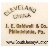 "Box Lot of ""Johnson Brothers England and Cleveland China J.E. Caldwell and Co. Philadelphia, PA"" Po"