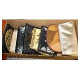 Box Lot of VINTAGE Purses  Auction Estimate $30-$80 – Located Glassware