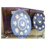 "Selection of ""Wedgwood"" Plates with Boxes  Auction Estimate $50-$100 – Located Glassware"