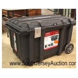 "Large Selection of Work Tool Boxes in Different Sizes and Models ""Roxbury"" and others  Auction Esti"