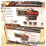 Selection Quartz Comfort Zone Radiant Heaters, Dyno-Glo Pro