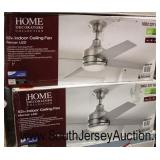LARGE Selection of Ceiling Fans in numerous colors, shapes, sizes, blades.  Located Inside – Auctio