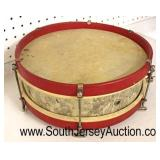 Selection of Musical Instruments including: Drum and Clarinets  Auction Estimate $20-$100 – Located