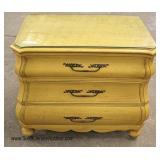 Bombay Style 3 Drawer Night Stand
