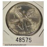 Silver Mexican Peso