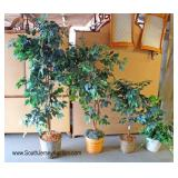 Selection of Nice Artificial Trees
