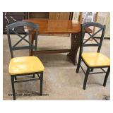 3 Piece Kitchen Set a Table and 2 Chairs