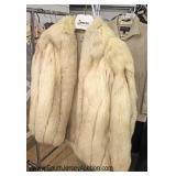"""""""Zinman Furs"""" Fox Fur Coat"""