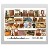 Stickley, Hooker, Hickory, Thomasville, Antique, Mid Century, Antique, New, Rugs, Jewelry MORE