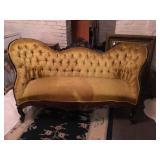 pretty Victorian sofa