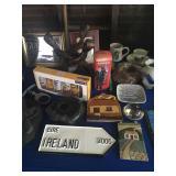 many items from Ireland