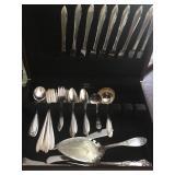 silverplated set