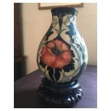 Moorcraft vase