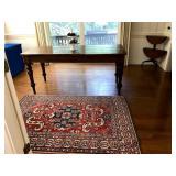 Several good Oriental rugs