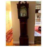 Scottish tall clock, John Bell