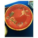 Tracy Porter dinner plates