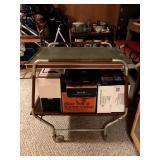 vintage bar carts
