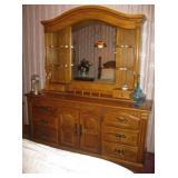 Brentwood Dresser with Mirror