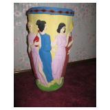 Vintage Victorian Large Pot 3D Images