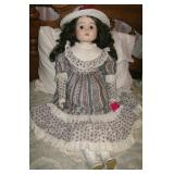 Vintage 35-inch Doll