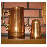 Dutch Copper - Brass