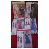 Vintage Clothing Patterns New