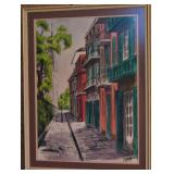 PATI BANNISTER Oil Painting 1