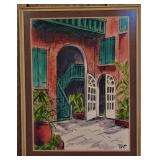 PATI BANNISTER Oil Painting 4