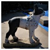 Boston Terrier Statuary