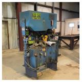 Industrial Metal Fabrication Equipment Auction