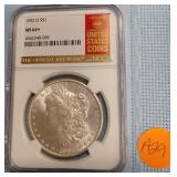 300+ LOTS - WEDNESDAY GOLD AND SILVER COINS ONLINE PUBLIC AUCTION 9/23/20 AT 6:00PM