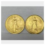 Gold Coin Estate Auction