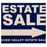 Estate Sale By River Valley