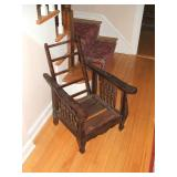 Childs Morris Chair