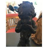 Mathurin Moreau Bronze Statues