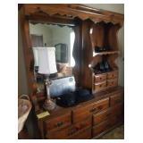 Dresser & vanity