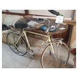 Vintage C. ITOH bicycle