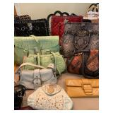 Designer Handbags, Wallets, Wristlets (Michael Kors, Dooney & Bourke, Coach, Etc)