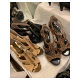 Designer Heels Size 10