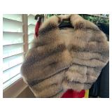 Norwegian Fox Fur Stole