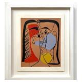 Original Pablo Picasso Linocut