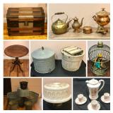Lewiston Antique and Collectible Auction